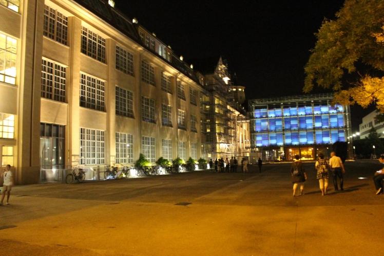 ckm und städtische Galerie Karlsruhe
