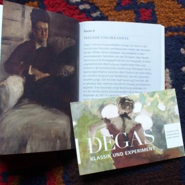Degas Staatliche Kunsthalle Karlsruhe