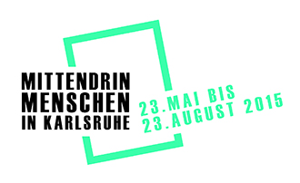 Mittendrin Menschen in Karlsruhe
