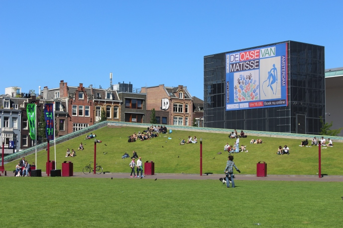 amsterdam museums plein