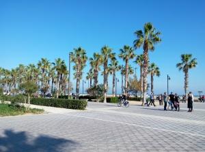 Valencia Strand Promenade