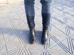 Dip-Dye Jeans
