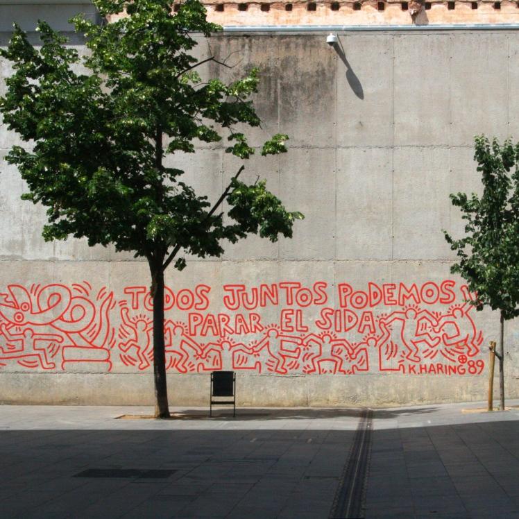 MACBA, Keith Haring