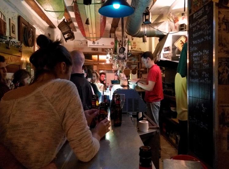 Bar Cal Brut