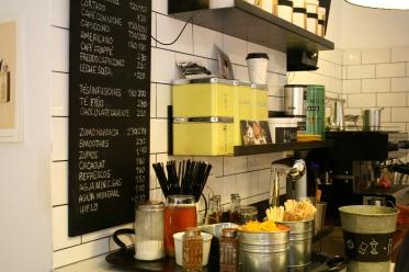 Kaffee - Lukumas Barcelona