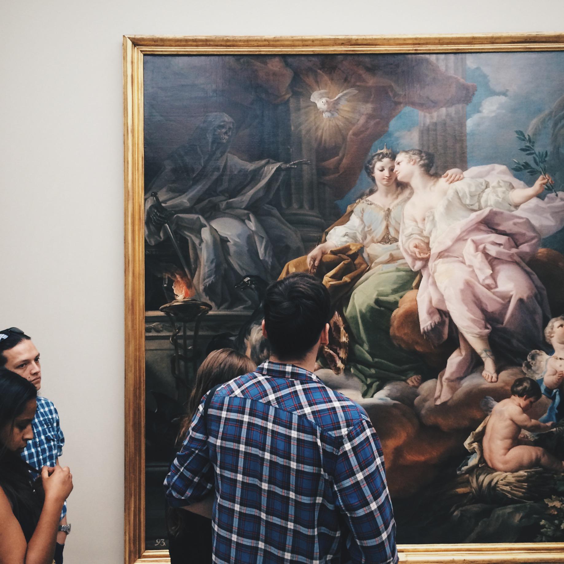 Museo de Academie de Bellas Artes
