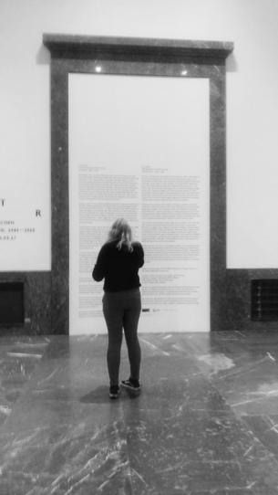 haus der Kunst Ausstellung postwar München