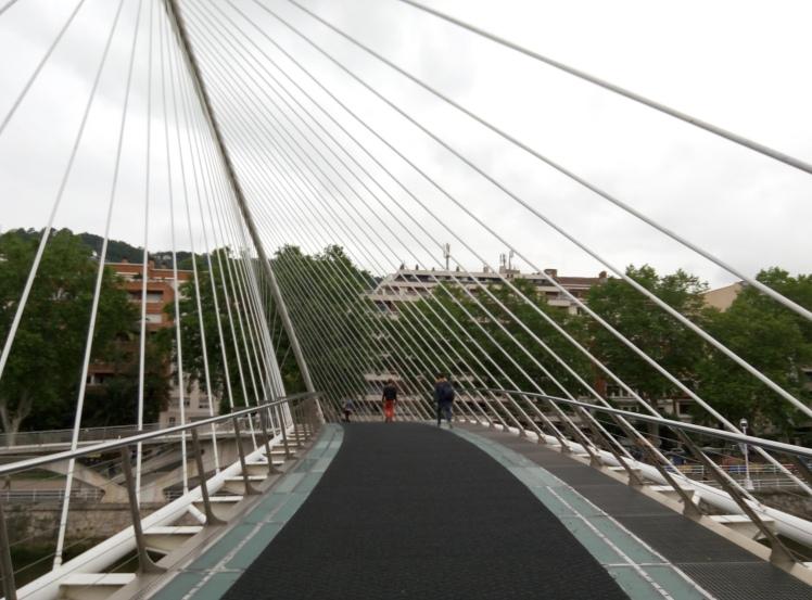 Bilbao Zubizuri Calatrava