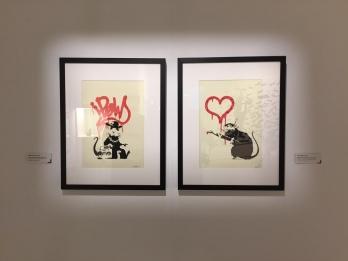 Banksy_Ratte
