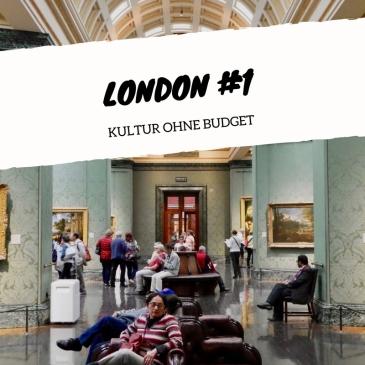 Für London braucht man nicht viel Geld, um an große Kunst zu kommen. Im Beitrag erfahrt ihr mehr über die englischen Kunstsammlungen und wie ihr kostenlos in die National Gallery, Tate usw. kommt