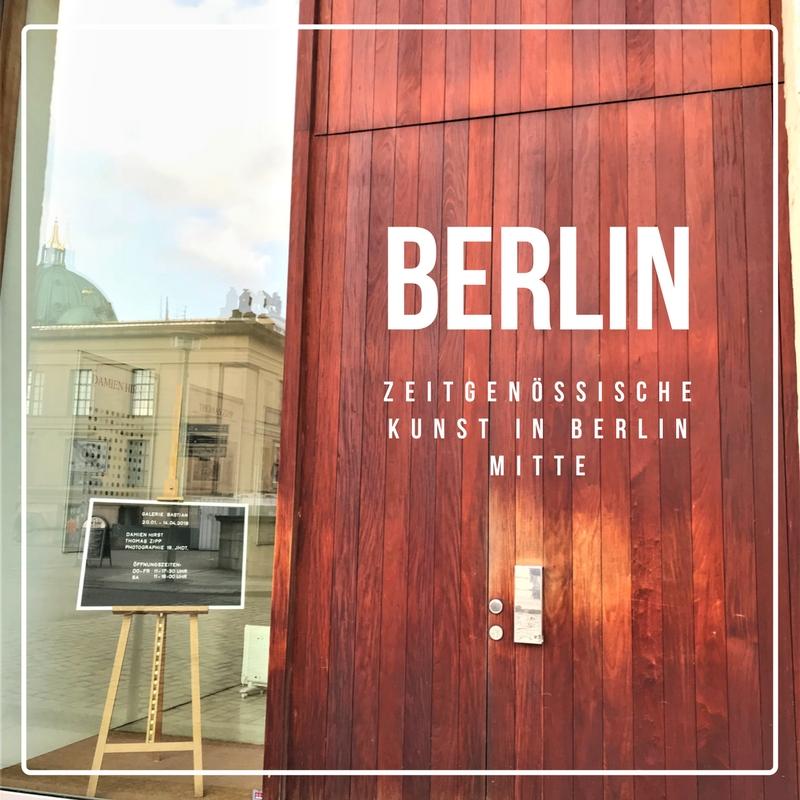 #beourguest: Philipps Tipps Für Zeitgenössische Kunst In Berlin Mitte U2013  Beschderblog